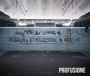 copertina - nessuna rivoluzione