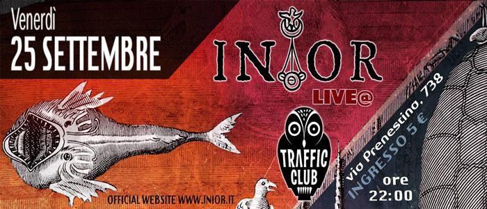 inior traffic