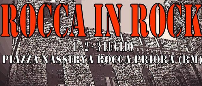 Rocca in Rock
