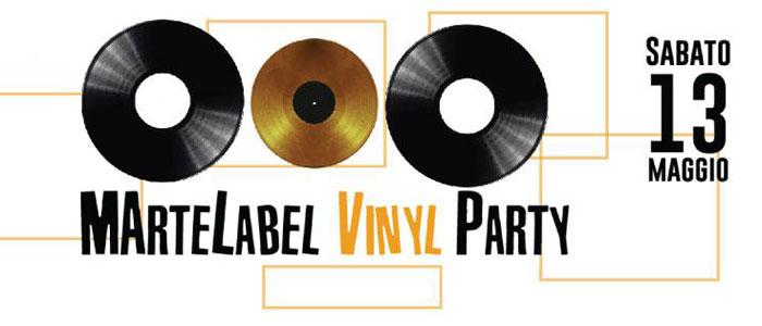 MArteLabel Vinyl Party
