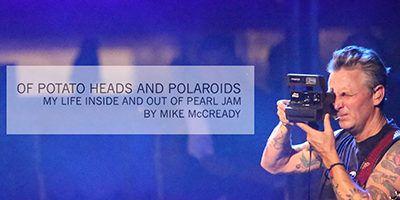 Rock, polaroid, Pearl Jam e Mr. Potato