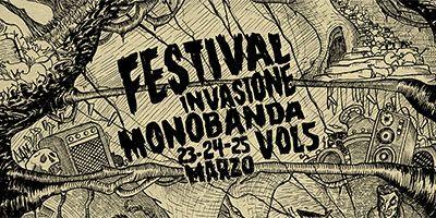 Festival Invasione Monobanda Vol.5
