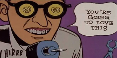 L'addio dei Ramones fra le matite di Daniel Clowes