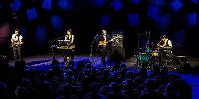 La Scala Shepard @Auditorium Parco della Musica (26/05/2018)