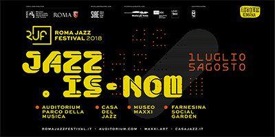 Roma Jazz Festival – 42ma edizione
