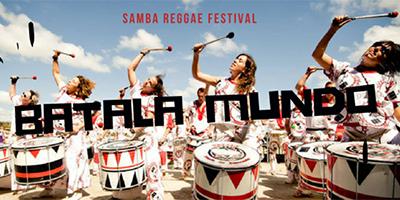 Batala Mundo: percussioni a Roma