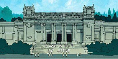 LRNZ e la Galleria Nazionale