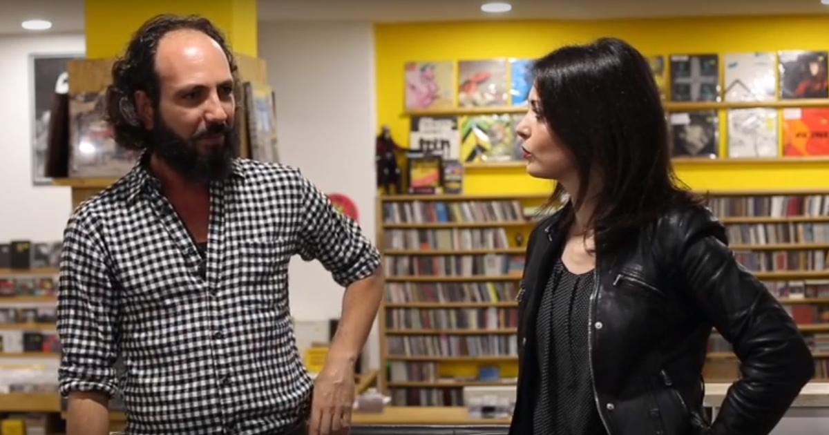 Nael Manuela Simonetti intervista Valerio Mirabella
