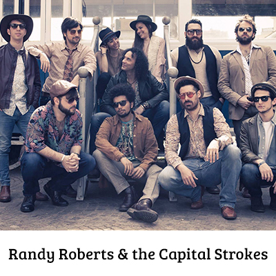 Randy Roberts & the Capital Strokes