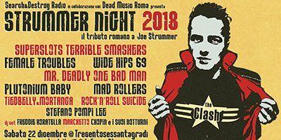 Strummer Night 2018