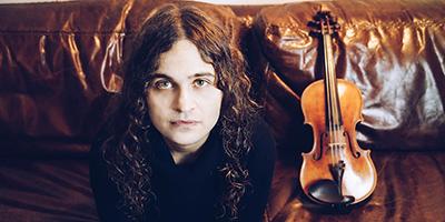 L'esordio solista di Andrea Ruggiero