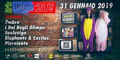 It's Up 2U! – Quarta Serata