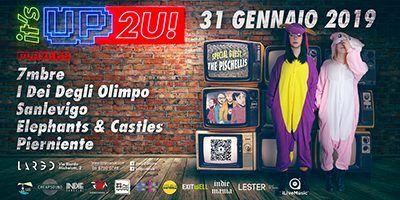 It's Up 2U! – Quarta Serata