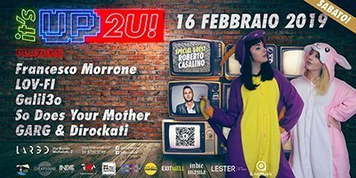 It's Up 2U! – Quinta Serata