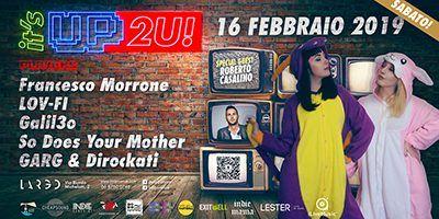 It's Up 2U! – Quinta Serata