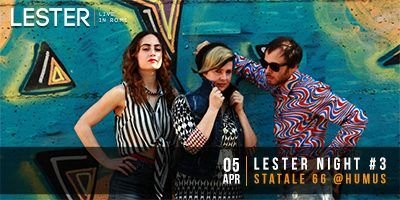 Lester Night #3: Statale 66