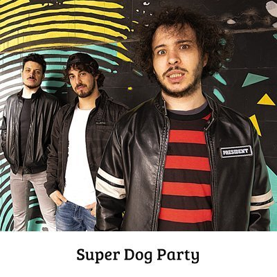 Super Dog Party