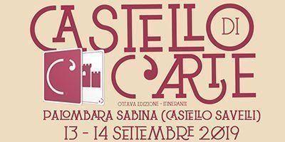 Castello di C'Arte 2019
