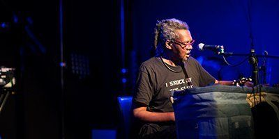 Lonnie Holley @Monk (06/09/2019)