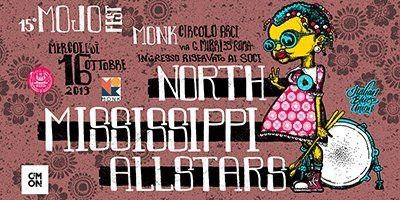 North Mississippi Allstars a Roma