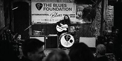 Il proprio Blues nella casa del Blues
