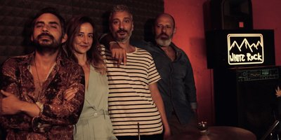 """Bea Sanjust """"The White Rock Sessions – Songs on the Home, Vol. I"""""""