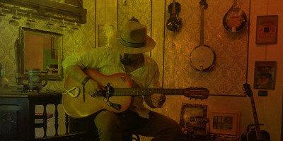"Bonny Jack""Bone River Blues"""
