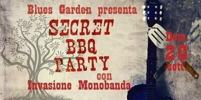 """""""Secret BBQ Party"""""""