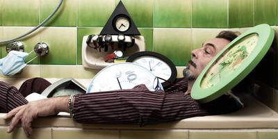 """Tommaso Tella """"Flat Time"""""""